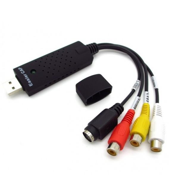 Clé USB d'acquisition vidéo RCA S-Vidéo