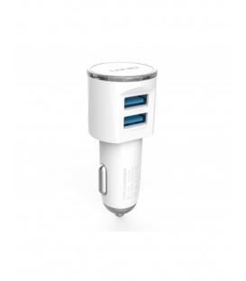 LDNIO DL-C29 Dual USB Adaptateur Chargeur de Voiture