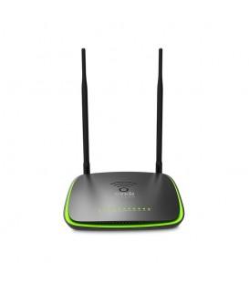 Tenda DH301Routeur Modem ADSL WiFi N300 ADSL2+ avec IPTV