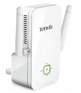 Tenda A301 Prolongateur Répéteur Wi-Fi 300Mbps 2 Antennes