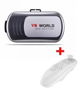 VR World - Casque de Réalité Virtuelle