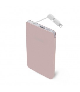 HOCO B13 5000 mah Card-Type Power Bank - Rose