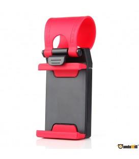 CAR Steering Wheel Support de téléphone