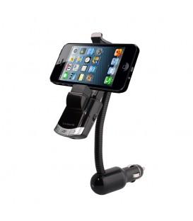 Smartphone Holder Support de Telephone pour les smartphones avec contrôleur pour Radio FM