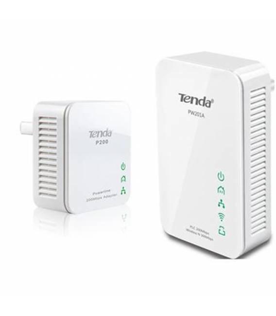 KIT Adaptateur CPL Format Nano 200Mbps + CPL WIFI 300Mbps