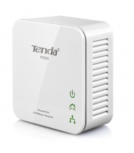 Tenda P200S Adaptateur CPL Format NANO 200Mbps