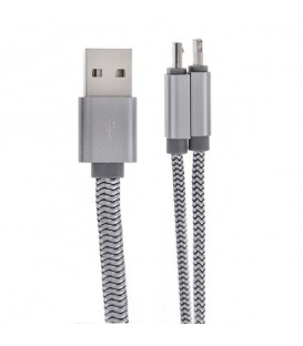 Cable USB a Absorption magnétique pour IOS/ANDROID