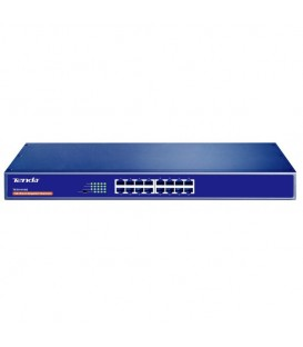 Tenda TEG1016G Switch GIGABIT 16 Ports - Rackable
