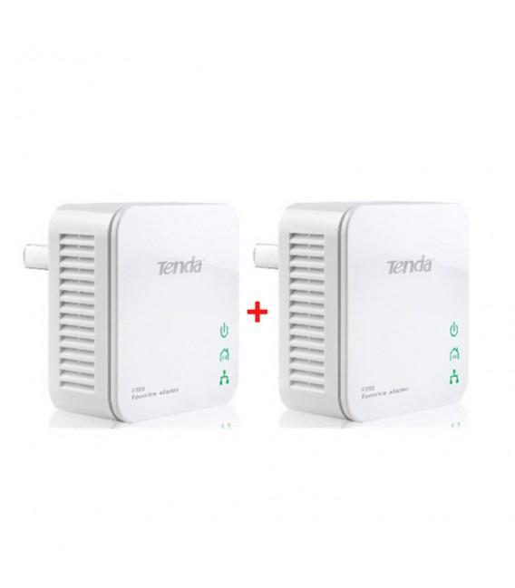 KIT de 2 Adaptateurs CPL Format NANO 200Mbps