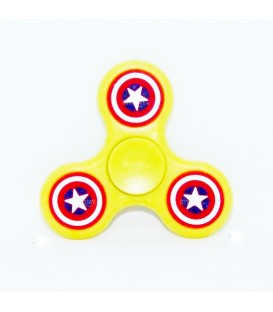 Hand Spinner avec logo Batman - Fidget Spinner Batman