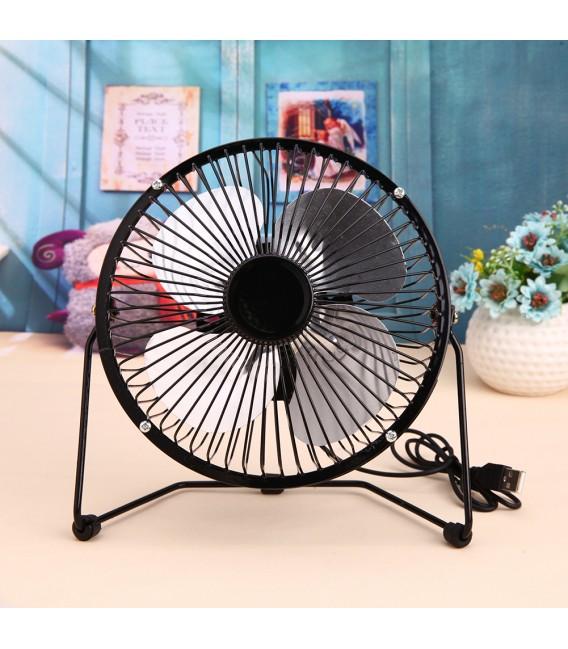 Ventilateur mini usb m tal 8 pouces ventilateur de bureau - Mini ventilateur de bureau ...