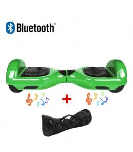 Hoverboard Electrique 6.5 Pouces - Noir