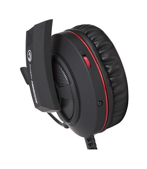 Casque MARVO HG9003 7.1 USB Surround Stéréo avec éclairage LED et microphone