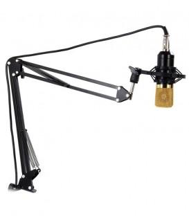 Pied de micro Flexible - Arm Mount Choc pour les Microphones