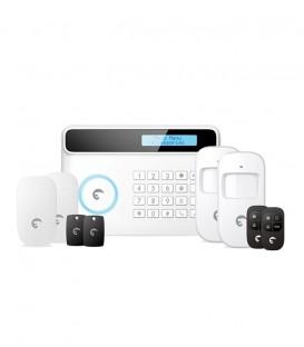 eTiger S4 combo secual Kit alarme sans fil avec ligne fixe