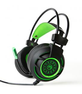 Casque MARVO HG9012 7.1 USB Surround Stéréo Réducteur de Bruit avec éclairage LED et microphone