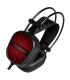Casque MARVO HG8941 USB et Jack 3.5mm Surround Stéréo Réducteur de Bruit avec éclairage LED et microphone