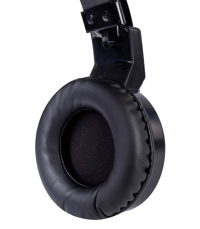 Micro Casque Marvo Hg9028 71 Usb Surround Stéréo Avec Microphone
