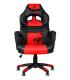 Chaise de bureau gaming Marvo CH-105 - Rouge