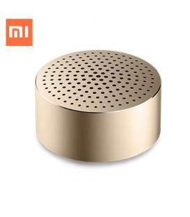 Xiaomi Mi Mini Enceinte Bluetooth sans fil en Aluminium - Doré