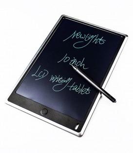 Tablette d'écriture LCD Electronic 10 Pouces - Argente