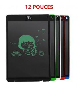 Tablette d'écriture LCD Electronic 12 Pouces