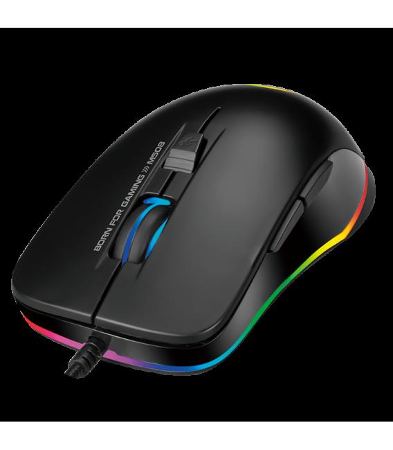 Souris Gamer Marvo M508 avec 6 boutons RGB