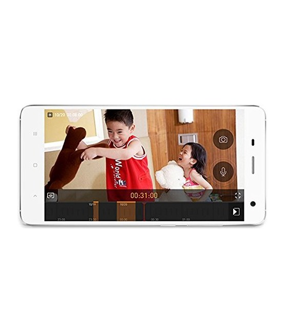Caméra de surveillance Yi Home 720p Caméra IP Intérieur Grand Angle 110° WiFi Vision Nocturne avec détection de Mouvement