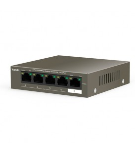 Switch 5 Port POE 10/100 non-manageable