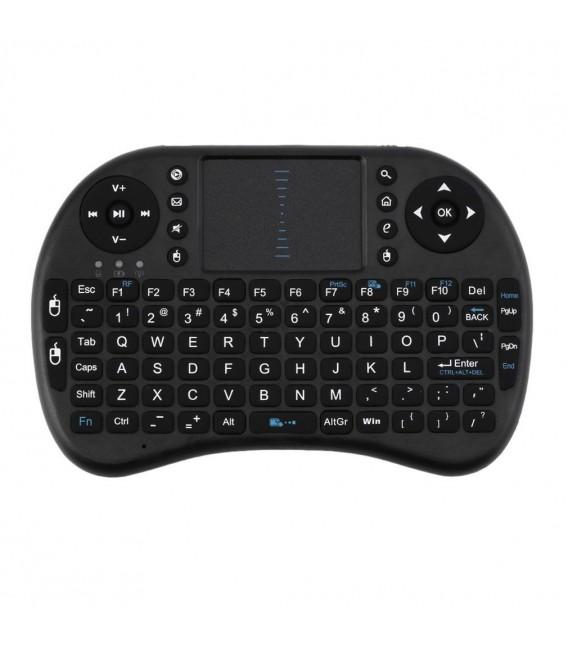 Mini clavier touchpad sans fil pour TV (KB-I8)