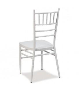 Chaise CHIAVARI en Aluminum, solide et legere