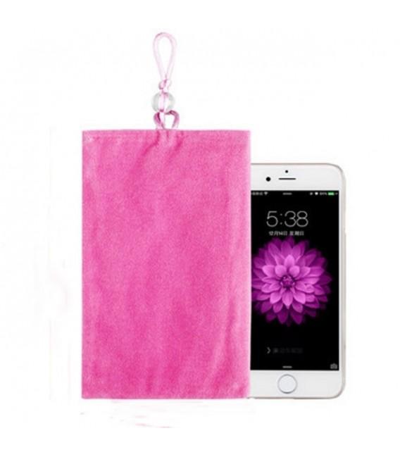 Pochette Double Poche pour Smartphone 5.0