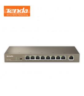 Switch 9 Port POE 10/100 (TEF1109P-8-63W)