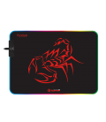 Tapis de souris MARVO MG08 Gamer LED RGB - Taille M