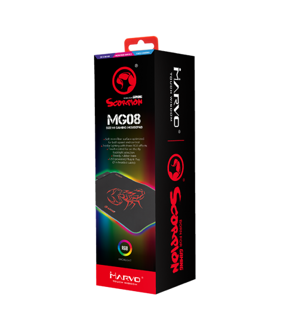 Tapis De Souris Gamer Marvo MG08