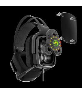 Micro-casque MARVO HG9046 7.1 USB Surround Stéréo avec éclairage LED