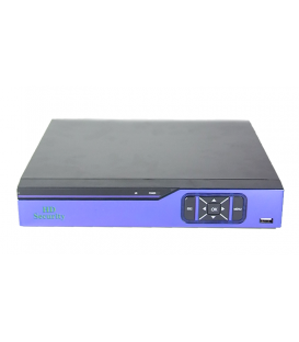 HD SECURITY - 8CH 5MP XMDVR