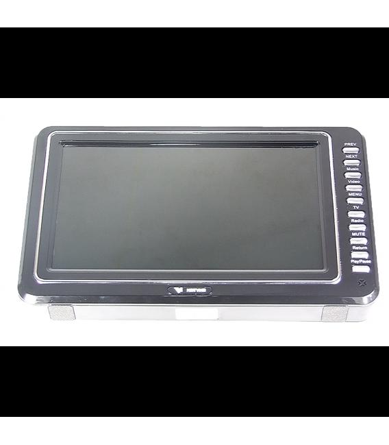 TV Portable 9 pouces avec Récepteur Numérique