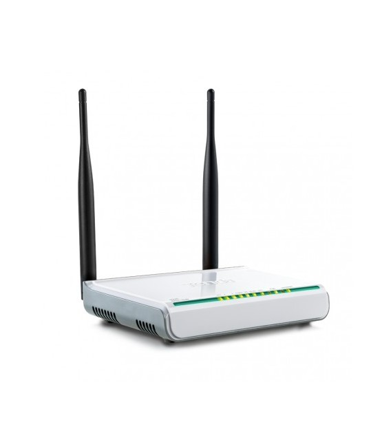 Routeur Modem Wi-Fi Tenda W300D Wireless N300 ADSL2+ (W300D)