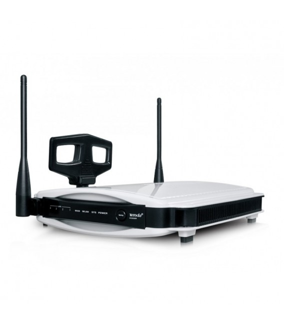 Routeur Point d'Access 300 MBps Tennda W302R - Antennes Speciales - 5 Ports