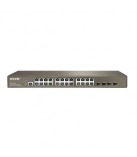 Switch Gigabit Tenda TEG3224P 24 Ports + 4 SFP
