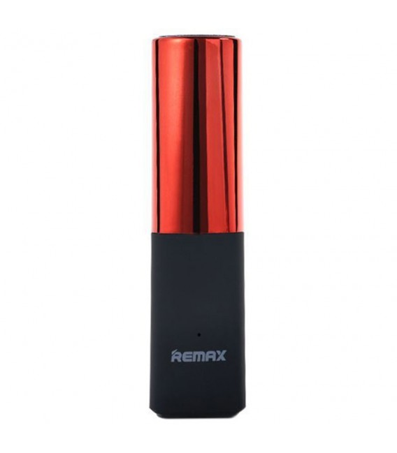 Remax Lipmax Powerbank 2800mAh - Rouge