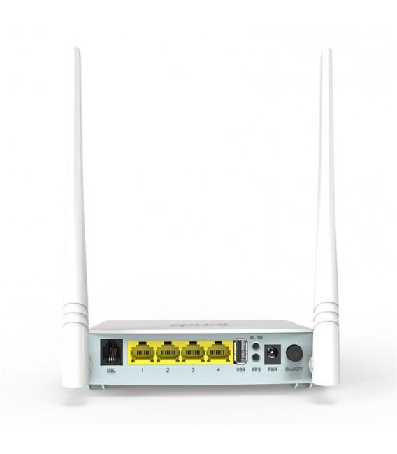Tenda D301 Modem Routeur sans fil 300N USB  2 Antennes