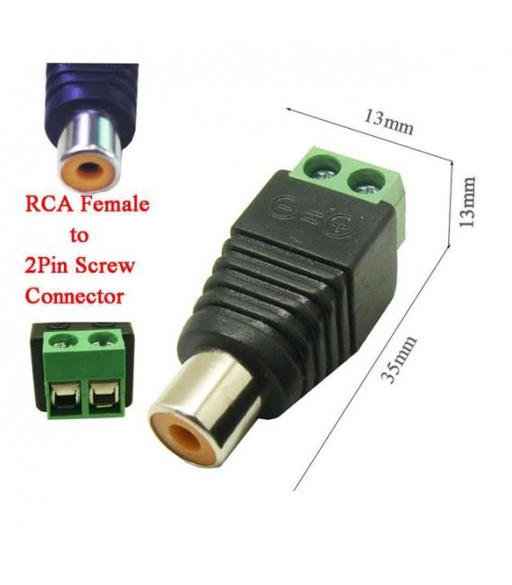 RCA Fiche femele
