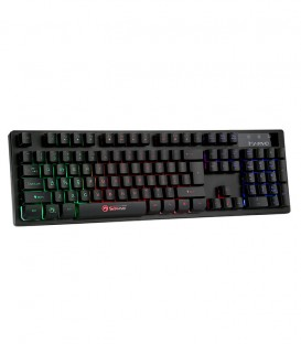Clavier MARVO K616 gamer rétro-éclairage RVB Waterproof