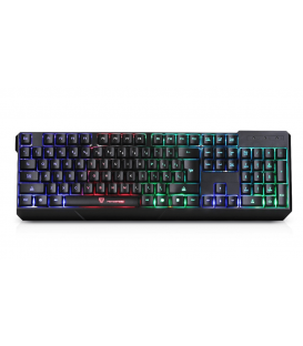 Clavier Gamer Motospeed K70 QWERTY, Rétro-éclairage  Waterproof