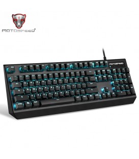 Clavier Gamer Motospeed CK95 mécanique Blue Switch Rétro-éclairage