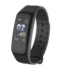 Bracelet Connecté Intelligent C1 Plus Résistant à l'eau Fitness Tracker avec Moniteur de Sommeil et Fréquence Cardiaque