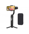 Gimbal Hohem iSteadyMobile Stabilisateur pour Smartphone avec Tracking Motion, Time Lapse, Focus, Zoom