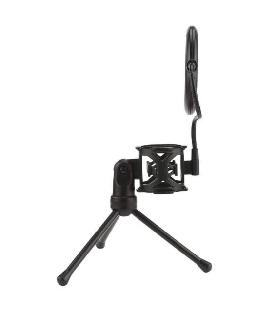 Support Trépied de Microphone Universel avec un Filtre Antichoc